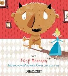 Große Klassik für kleine Hörer - Fünf Märchen, CD