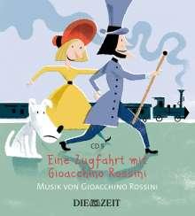 Große Klassik für kleine Hörer - Eine Zugfahrt mit Rossini, CD