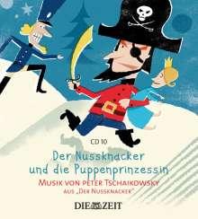 Große Klassik für kleine Hörer - Der Nussknacker, CD