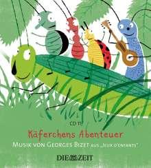 Große Klassik für kleine Hörer - Käferchens Abenteuer, CD