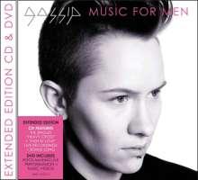 Gossip: Music For Men (Extended Edition) (CD + DVD), CD
