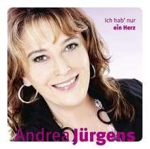 Andrea Jürgens: Ich hab' nur ein Herz, CD