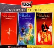 Gerhard Schöne (geb. 1952): Die Gerhard Schöne Box, 3 CDs
