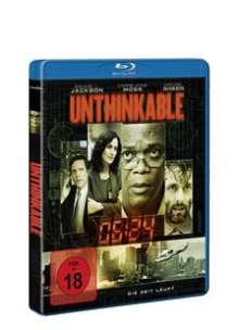 Unthinkable (Blu-ray), Blu-ray Disc