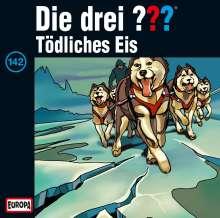 Die drei ??? (Folge 142) - Tödliches Eis, CD