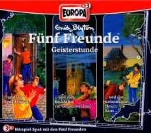 Fünf Freunde (Box 014) - Geisterstunde, 3 CDs