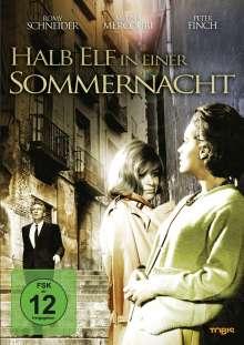 Halb elf in einer Sommernacht, DVD