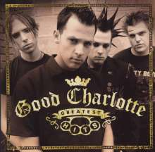 Good Charlotte: Greatest Hits, CD