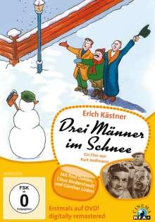Drei Männer im Schnee, DVD
