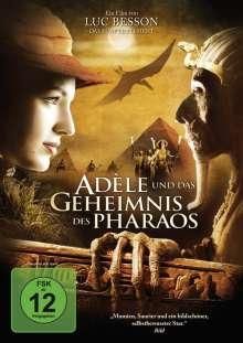Adele und das Geheimnis des Pharaos, DVD