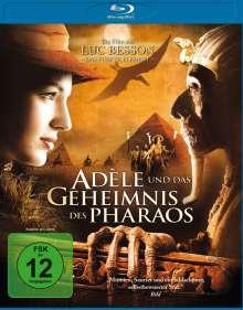 Adele und das Geheimnis des Pharaos (Blu-ray), Blu-ray Disc