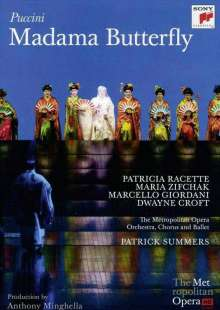 Giacomo Puccini (1858-1924): Madama Butterfly, 2 DVDs