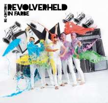 Revolverheld: In Farbe (Re-Edition) (CD + DVD), 2 CDs