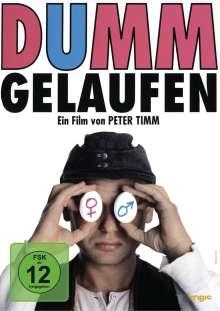 Dumm gelaufen (1996), DVD