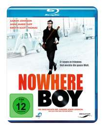 Nowhere Boy (Blu-ray), Blu-ray Disc