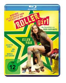 Roller Girl (Blu-ray), Blu-ray Disc