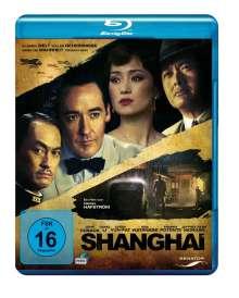 Shanghai (Blu-ray), Blu-ray Disc