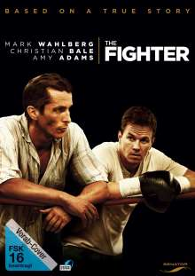 The Fighter (2010), DVD