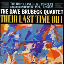Dave Brubeck (1920-2012): Their Last Time Out: Live 1967, 2 CDs