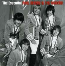 Paul Revere & The Raiders: The Essential, 2 CDs