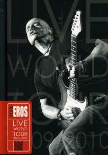 Eros Ramazzotti: 21.00: Eros Live World Tour 2009/2010 (Ltd.Edt.)(DVD + 2CD), 3 DVDs