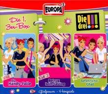 Die drei !!! Box 1, 3 CDs