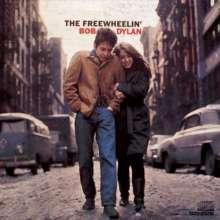 Bob Dylan: The Freewheelin' (180g), LP