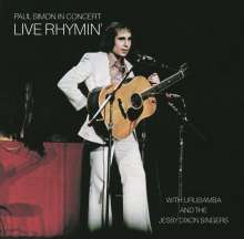 Paul Simon (geb. 1941): In Concert: Live Rhymin' (Expanded & Remastered), CD