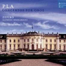Joan Baptista Pla (1720-1773): Oboenkonzerte, CD