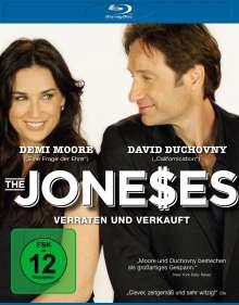 The Joneses (Blu-ray), Blu-ray Disc