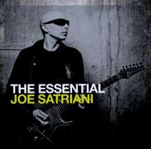 Joe Satriani: The Essential Joe Satriani, 2 CDs