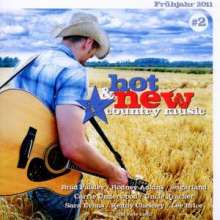 Hot & New Country Music No. 2 Frühjahr 2011, CD