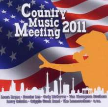 Country Music Meeting 2011, CD