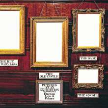 Emerson, Lake & Palmer: Pictures At An Exhibition, CD