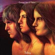 Emerson, Lake & Palmer: Trilogy, CD