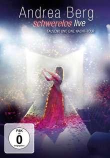 Andrea Berg: Schwerelos (Live), DVD