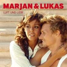 Marjan & Lukas: Luft und Liebe, CD