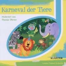 Esprit Kids - Karneval der Tiere, CD