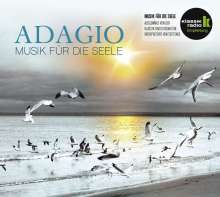Adagio - Musik für die Seele (KlassikRadio), 2 CDs