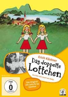 Das doppelte Lottchen, DVD
