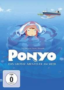 Ponyo - Das große Abenteuer am Meer, DVD