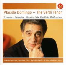 Placido Domingo - The Verdi Tenor, CD