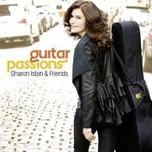 Sharon Isbin: Sharon Isbin & Friends: Guitar Passions, CD
