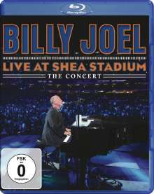 Billy Joel: Live At Shea Stadium: The Concert, Blu-ray Disc