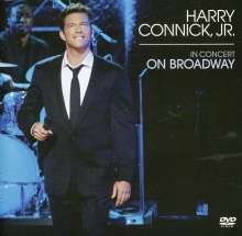 Harry Connick Jr. (geb. 1967): In Concert On Broadway (CD + DVD), 2 CDs