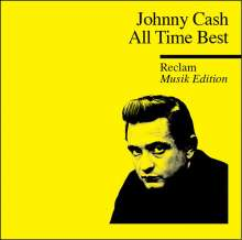 Johnny Cash: All Time Best: Reclam Musik Edition, CD