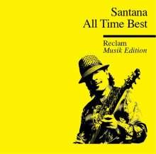 Santana: All Time Best: Reclam Musik Edition, CD