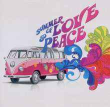 Summer Of Love And Peac, 2 CDs