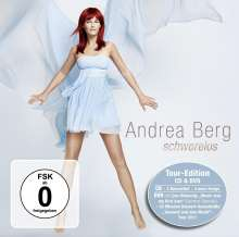 Andrea Berg: Schwerelos (Tour-Edition) (CD + DVD), 2 CDs