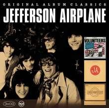 Jefferson Airplane: Original Album Classics, 3 CDs